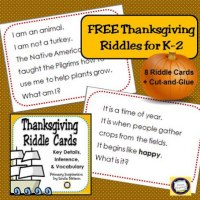 Free November Activities And Printable Resources
