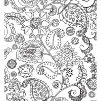 6 - Free Coloring Pages For Adults