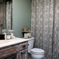 Bathroom Makeovers Cost truth in makeovering - low cost rustic bathroom makeover - salvage