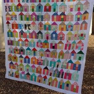 Pat Sloan's Blog: 2016/17 Village Sew Along : village quilt - Adamdwight.com
