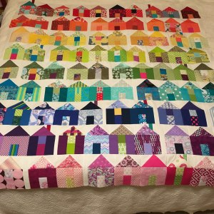 Pat Sloan's Blog: 2016/17 Village Sew Along : village quilts - Adamdwight.com