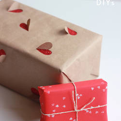 50 unique creative ways to wrap a gift happiness is homemade