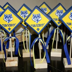 Cub Scout Blue Gold Banquet Ideas Happiness Is Homemade