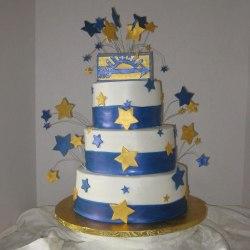 Cub Scout Cap Cake 27