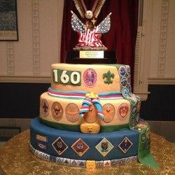 eagle scout cakes designs
