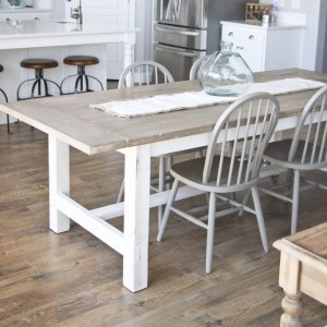 Fixer Upper DIY Style 101 Free Furniture Plans