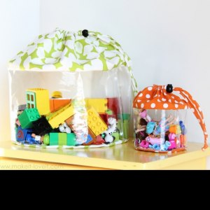 Ordinaire 38. Clear Toy Storage Bags ...