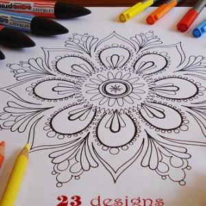 20 Free Mandala Designs To Print