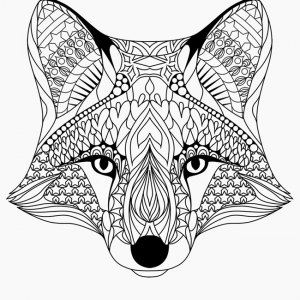 57 free printable coloring pages for adults - Free Printable Coloring Pages For Adults Geometric