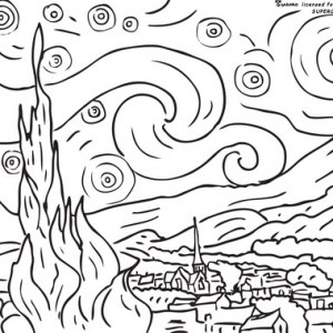67 - Cool Printable Coloring Pages