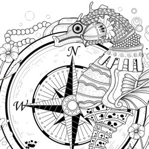 11 free printable adult coloring pages 82 - Printable Coloring Books For Adults