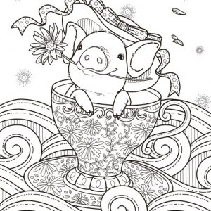 Coloring Pages to print (101 FREE pages!)