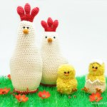 Haak Maar Aan Pasen Haakpatronen