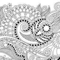 100 Pagini De Colorat Gratuite Pentru Adulti Si Copii