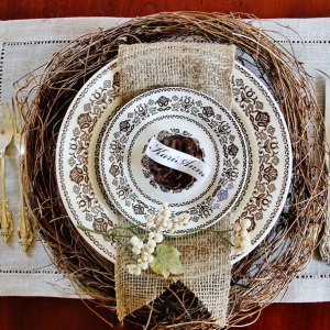90+ Fall Farmhouse Tablescape Inspirations - The Cottage Market