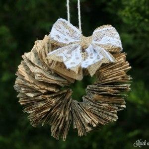 save 5 handmade christmas ornaments