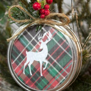 150 Quick And Easy Diy Christmas Tree Ornaments The Cottage Market