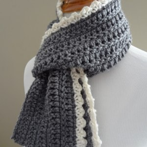 free crochet scarf patterns for beginners
