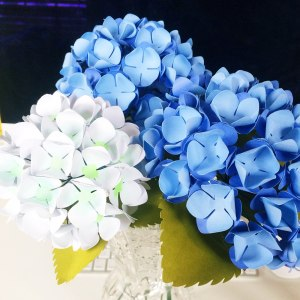 100 picture perfect diy paper flowers the cottage market 8 paper hydrangeas mightylinksfo