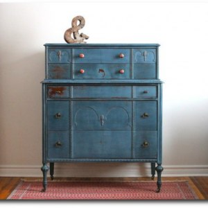 over 20 of the best blue painted furniture pieces i could gather for