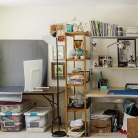 home office home office makeover emily. 4. Home Office Makeover Emily U