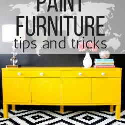 How To Paint Furniture Easy Tips Tricks Love Renovations