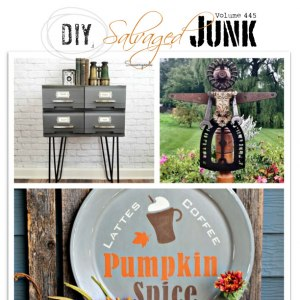 Diy Salvaged Junk Projects 446funky Junk Interiors